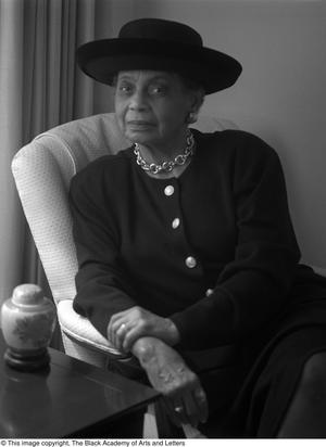 [Dallas/Fort Worth Black Living Legends Photograph UNTA_AR0797-149-01-107]