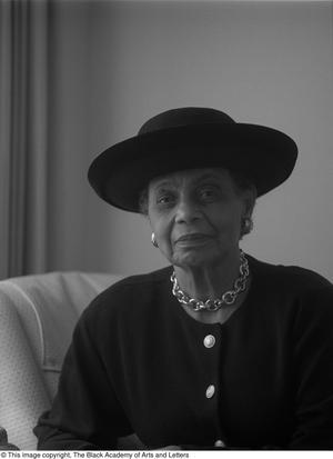[Dallas/Fort Worth Black Living Legends Photograph UNTA_AR0797-149-01-110]