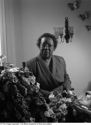 [Dallas/Fort Worth Black Living Legends Photograph UNTA_AR0797-149-01-103]