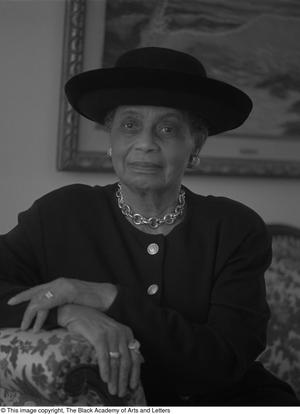 [Dallas/Fort Worth Black Living Legends Photograph UNTA_AR0797-149-01-111]