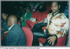 Primary view of object titled '[Audience in attendance of the 23rd Annual Black Music Concert]'.