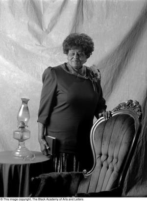 [Dallas/Fort Worth Black Living Legends Photograph UNTA_AR0797-149-01-082]