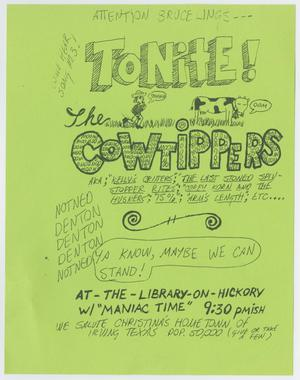 [Cowtippers poster]