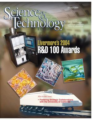 Primary view of Science and Technology Review October 2004