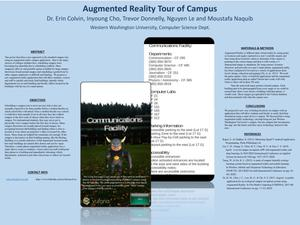 Primary view of object titled 'Augmented Reality Tour of Campus'.