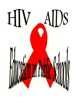 Primary view of object titled 'HIV / AIDS Education in Public Schools'.