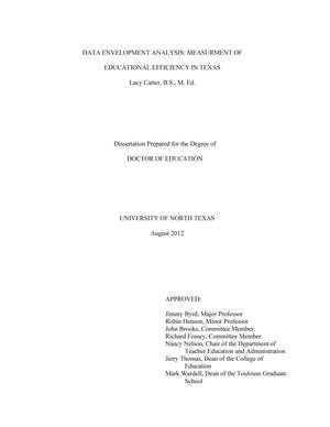 Economics thesis proposal