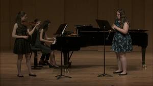 Primary view of Senior Recital: 2019-04-26 – Rachel Phillips, clarinet