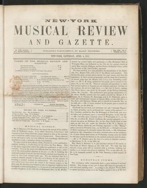 Primary view of ny-musical-review-v8no07