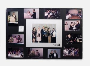 Primary view of [Extra Mile Award photo collage 1993]
