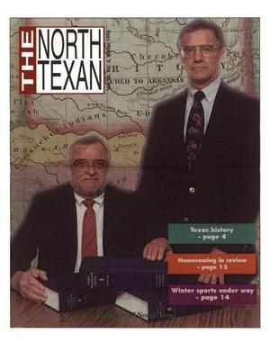 Primary view of object titled 'The North Texan, Volume 46, Number 4, Winter 1996'.