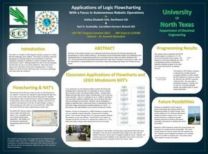 Primary view of object titled 'Applications of Logic Flowcharting With a Focus in Autonomous Robotic Operations'.