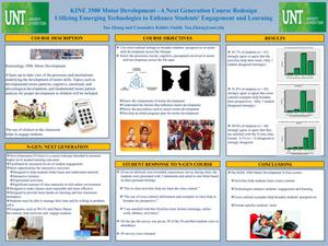 Primary view of object titled 'Utilizing Emerging Technologies to Enhance Students' Engagement and Learning'.