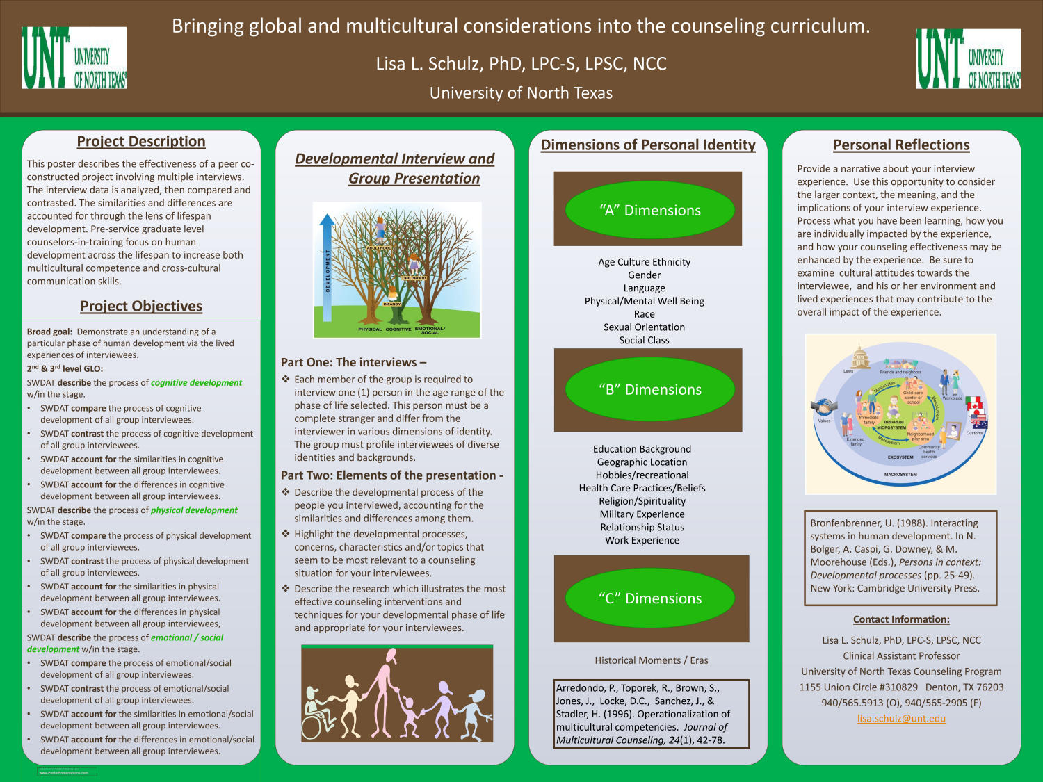 Bringing Global and Multicultural Considerations into the Counseling Curriculum                                                                                                      [Sequence #]: 1 of 1