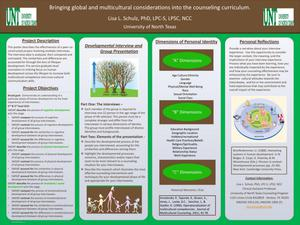 Primary view of object titled 'Bringing Global and Multicultural Considerations into the Counseling Curriculum'.