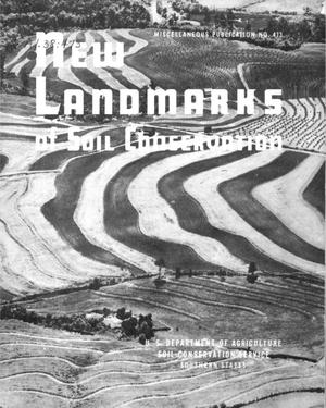 Primary view of object titled 'New landmarks of soil conservation.'.