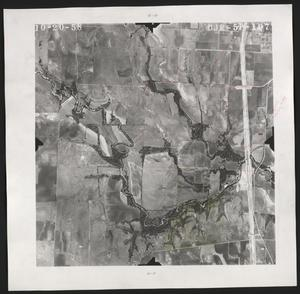 Primary view of object titled '[Aerial Photograph of Denton County, DJR-5P-197]'.