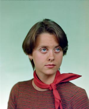 Primary view of [Portrait of Margaret Megard, 7]