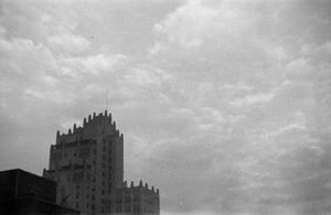Primary view of [Top portion of the Blackstone Hotel]