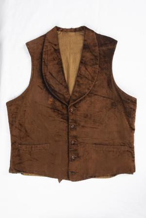 Primary view of Vest
