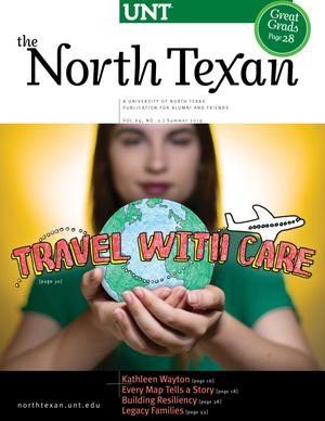 The North Texan, Volume 69, Number 2, Summer 2019
