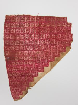 Primary view of Textile Fragment