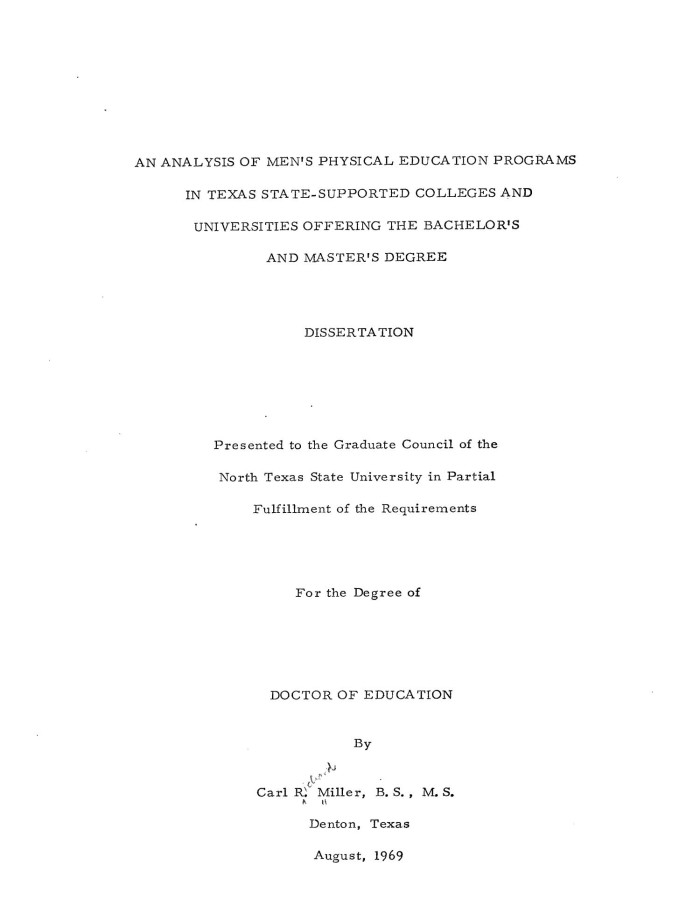 What is the difference between dissertation and monograph?