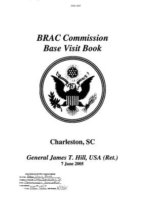 Primary view of object titled 'Base Visit Report DFAS Charleston'.