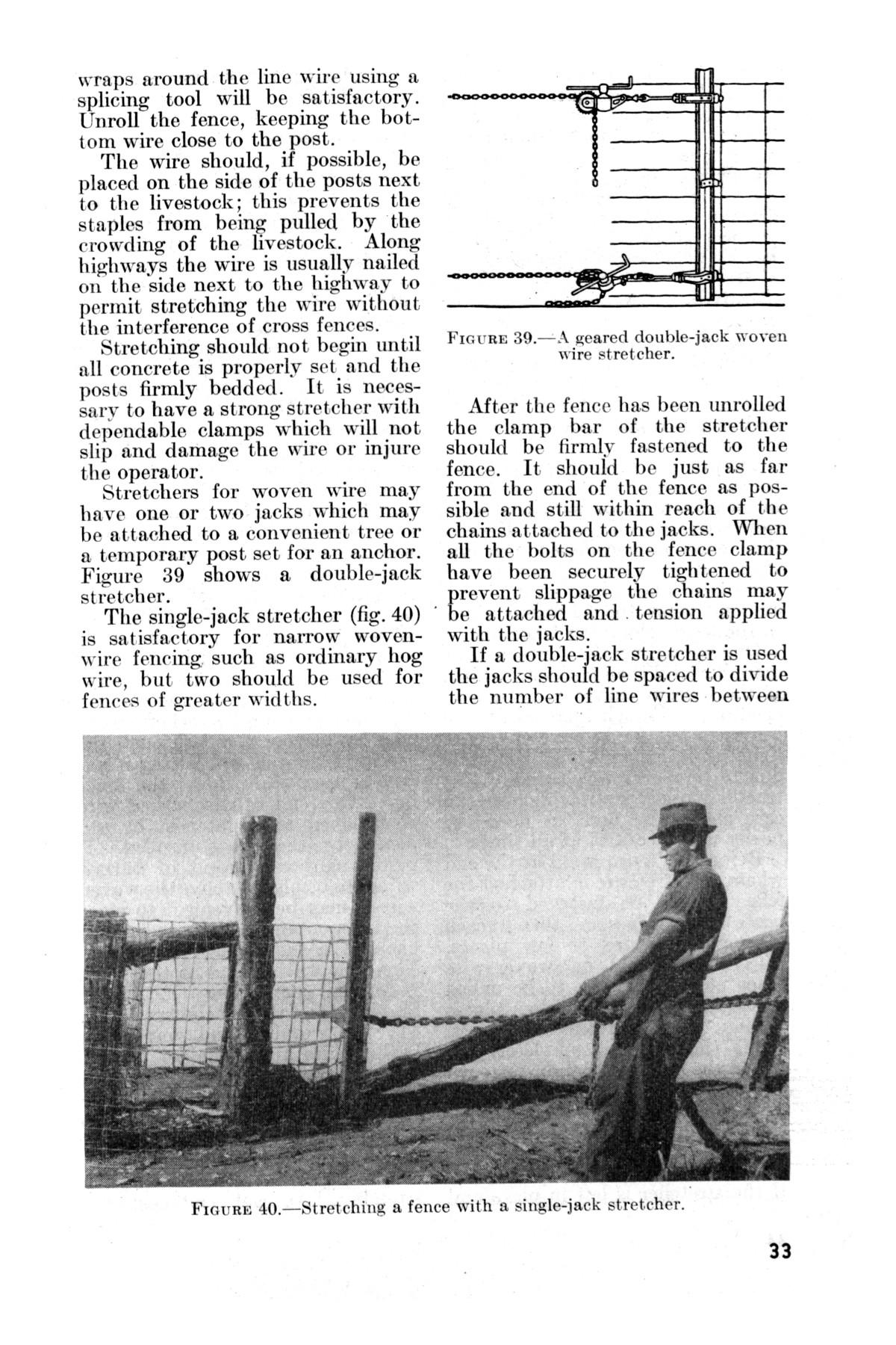 Farm fences. - Page 33 - Digital Library