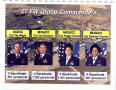 Thumbnail image of item number 3 in: '103-06A - RH6 - State Input - Regional Hearing - June 24, 2005 - Clovis, NM - Welcome to Cannon AFB Presentation'.