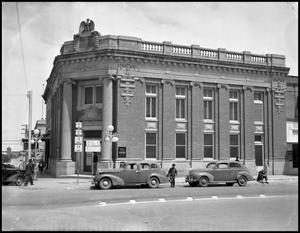 Primary view of object titled '[First State Bank of Denton, 1942]'.