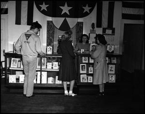 Primary view of [The Interior of the Shaw Studio, February 1943]