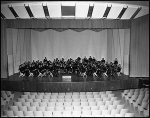 Primary view of object titled '[Concert Band - Group Photograph #2]'.