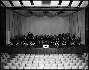 Primary view of object titled '[Band - Concert - Military Band]'.