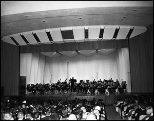Primary view of object titled '[Concert Band Performance #1]'.