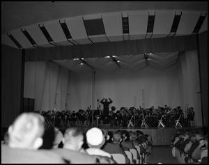 Primary view of object titled '[Band - Concert - Military Band - Performance]'.