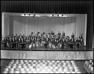 Primary view of object titled '[Mixed Concert Band #2]'.