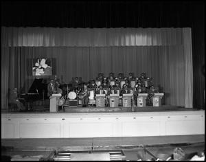 Primary view of object titled '[Band - Lab - Spring Concert 1961 #1]'.