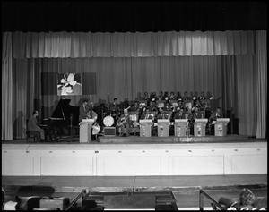 Primary view of object titled '[Band - Lab - Spring Concert 1961 #3]'.