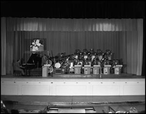 Primary view of object titled '[Band - Lab - Spring Concert 1961 #4]'.
