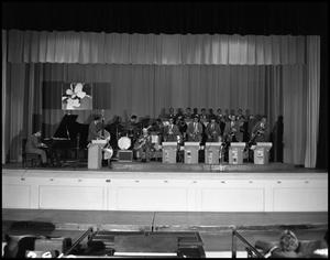 Primary view of object titled '[Band - Lab - Spring Concert 1961 #5]'.