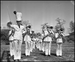 Primary view of object titled '[Marching Band Cadets #1]'.