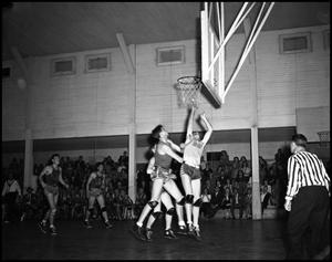 Primary view of object titled '[Basketball Game #2]'.