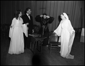"Primary view of object titled '[""Blithe Spirit"" on Stage Performance, 1942]'."