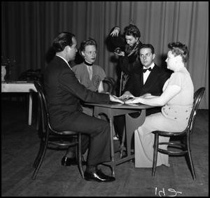 "Primary view of object titled '[""Blithe Spirit"" Stage Play, 1942]'."