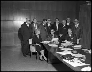 Primary view of object titled '[Board of Regents - 1959]'.
