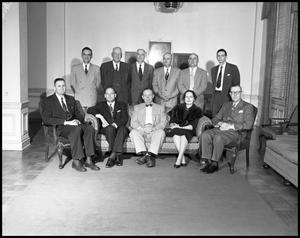 Primary view of object titled '[Board of Regents #4 - 1954]'.
