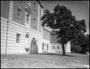 Primary view of object titled '[Business Administration Grounds]'.