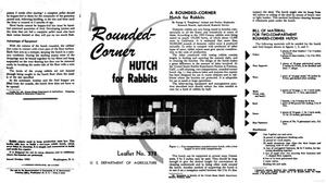 Primary view of A Rounded-Corner Hutch for Rabbits.
