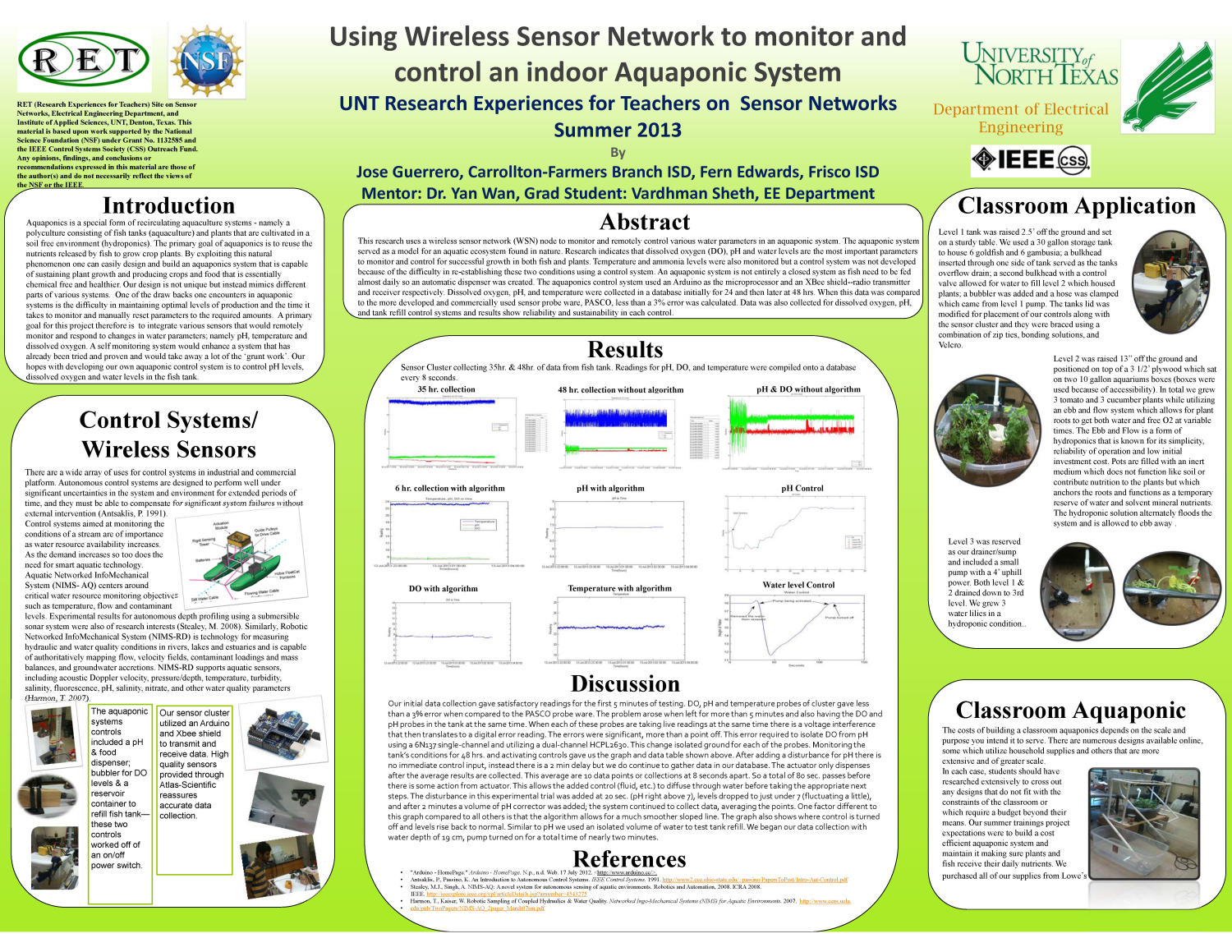 Using Wireless Sensor Network To Monitor And Control An